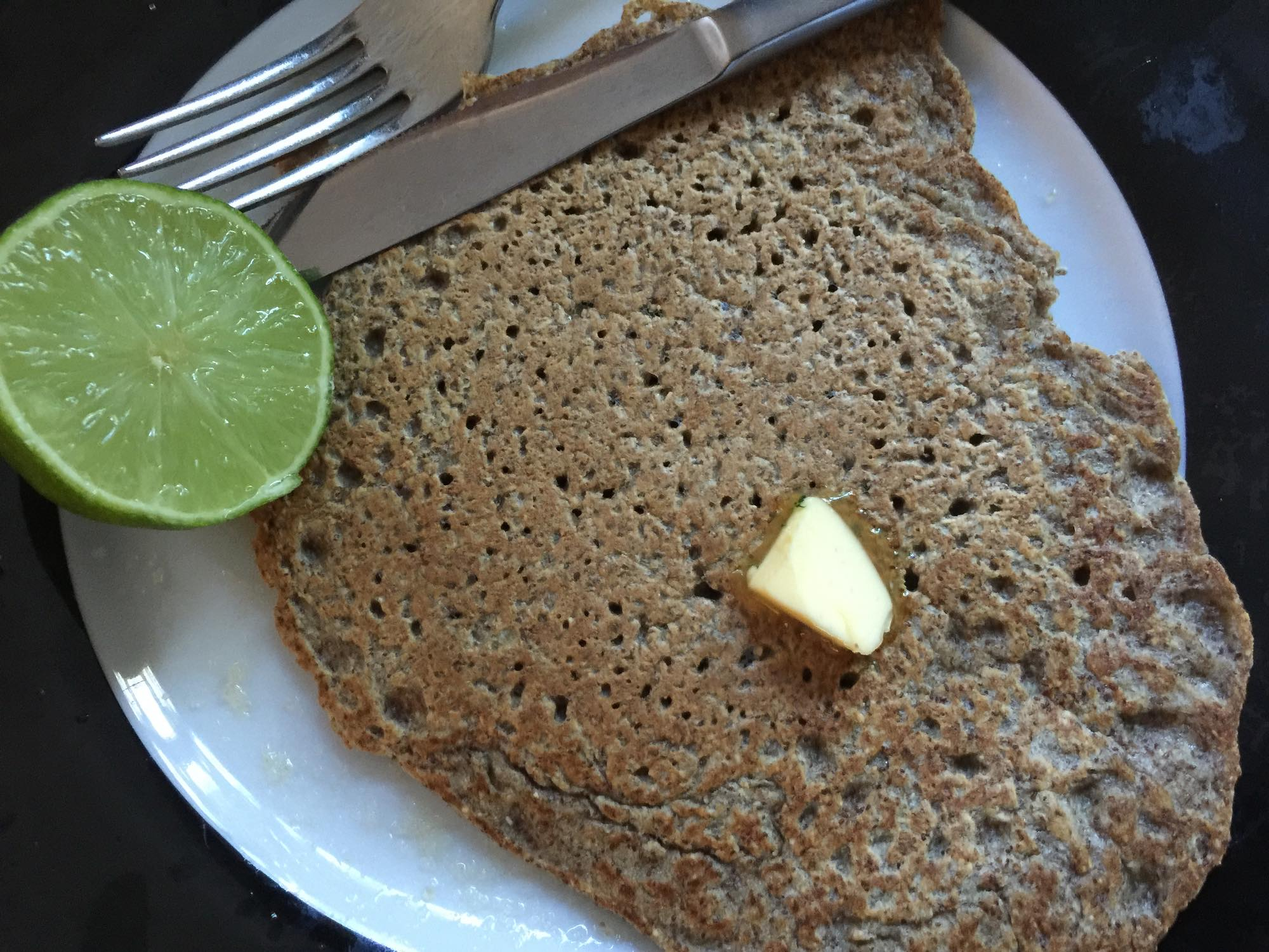Nutrient mineral content of white flour versus whole grain and seed pancakes